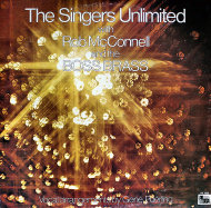 """The Singers Unlimited / Rob McConnell & The Boss Brass Vinyl 12"""" (Used)"""