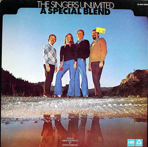 "The Singers Unlimited Vinyl 12"" (Used)"