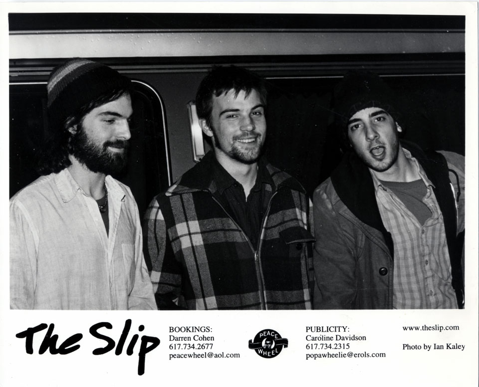 The Slip Promo Print
