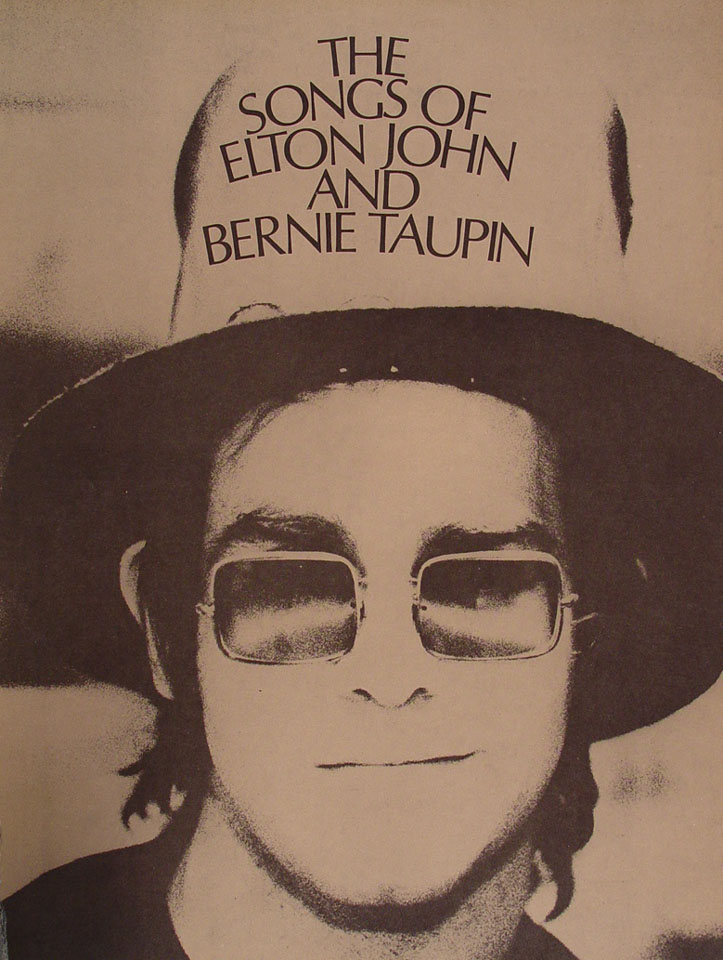 The Songs Of Elton John And Bernie Taupin
