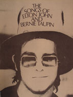 The Songs Of Elton John And Bernie Taupin Book