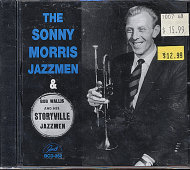 The Sonny Morris Jazzmen & Bob Wallis and his Storyville Jazzmen CD