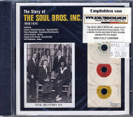 The Soul Brothers Inc. CD
