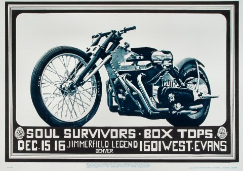 The Soul Survivors Poster