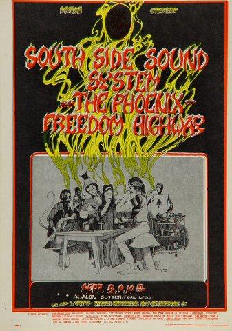 The Southside Sound System Postcard