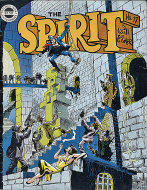 The Spirit #17 Comic Book