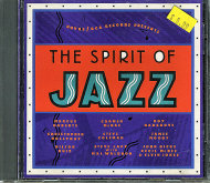 The Spirit of Jazz CD
