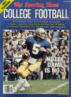 The Sporting News College Football Yearbook 1983 Magazine