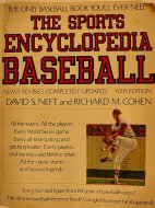 The Sports Encyclopedia Baseball Book