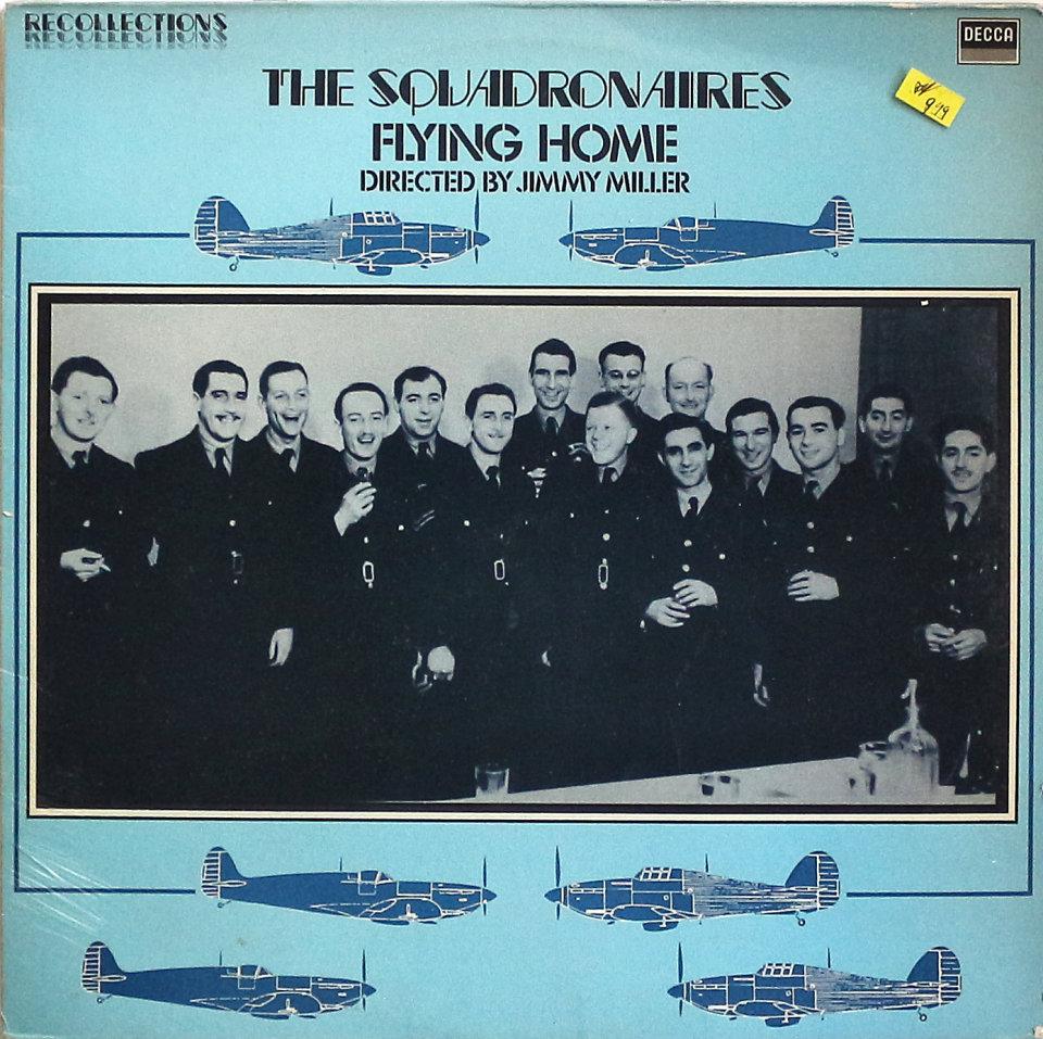 """The Squadronaires Vinyl 12"""" (New)"""