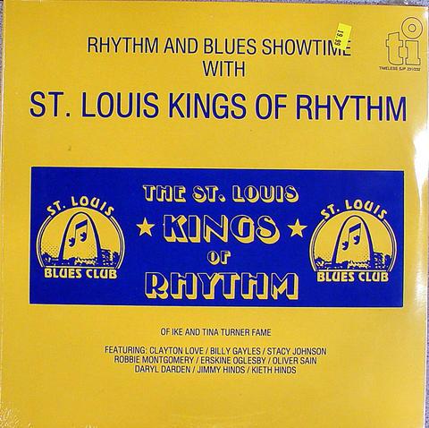 "The St. Louis Kings of Rhythm Vinyl 12"" (New)"