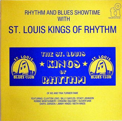 """The St. Louis Kings of Rhythm Vinyl 12"""" (Used)"""