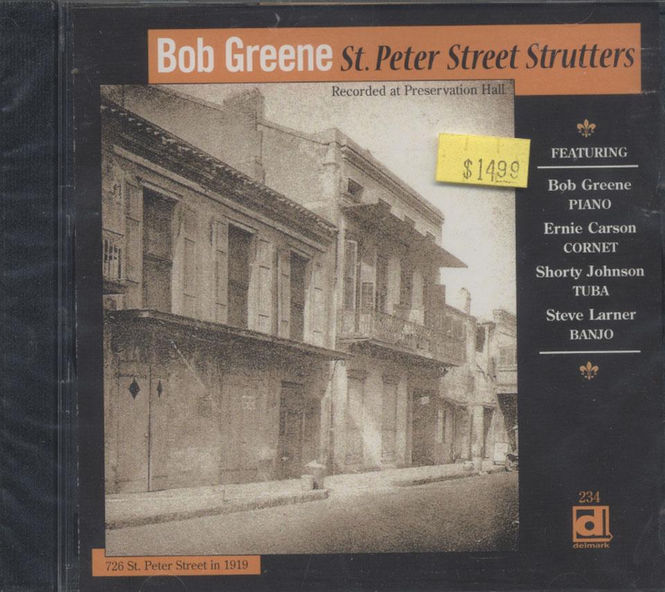 The St. Peter Street Strutters CD