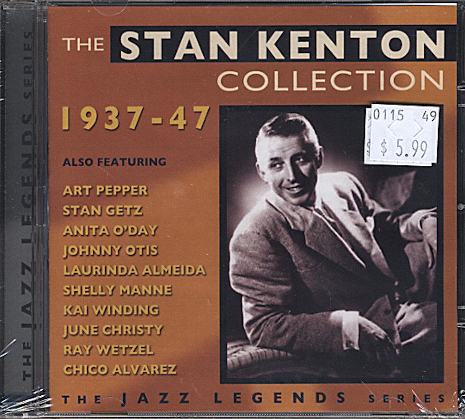 The Stan Kenton Collection CD