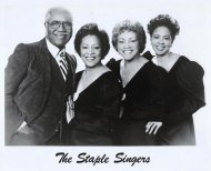 The Staple Singers Promo Print