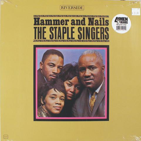 "The Staple Singers Vinyl 12"" (New)"