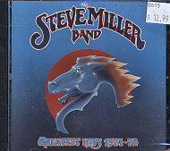 The Steve Miller Band CD