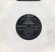 "The Story Of Great Music Vinyl 7"" (Used)"