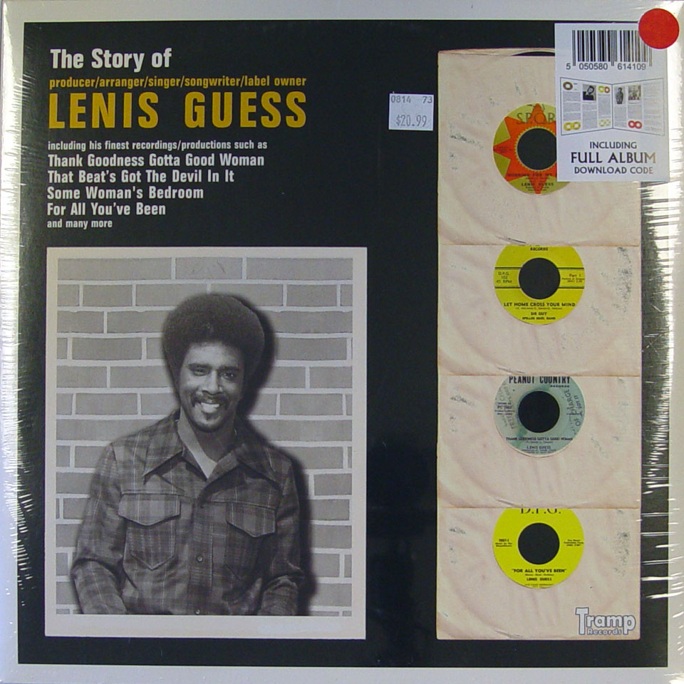 """The Story of Lenis Guess Vinyl 12"""" (New)"""