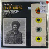 "The Story of Lenis Guess Vinyl 12"" (New)"