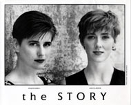 The Story Promo Print