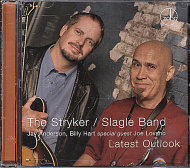 The Stryker / Slagle Band CD