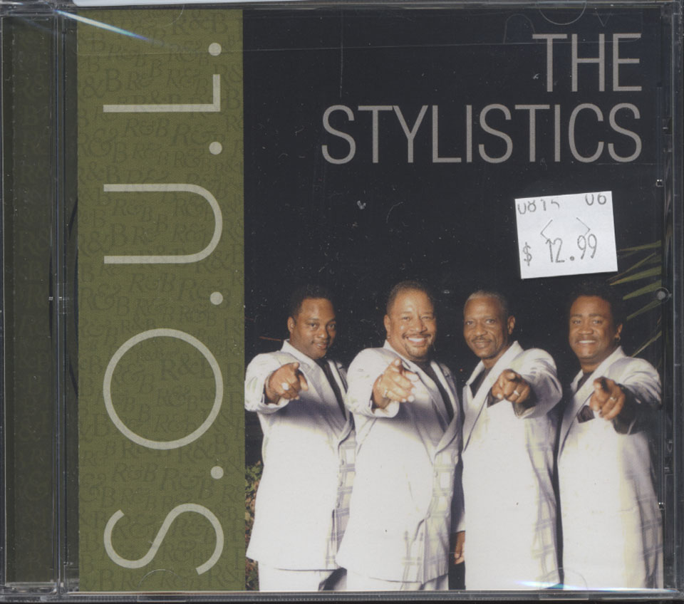 The Stylistics CD