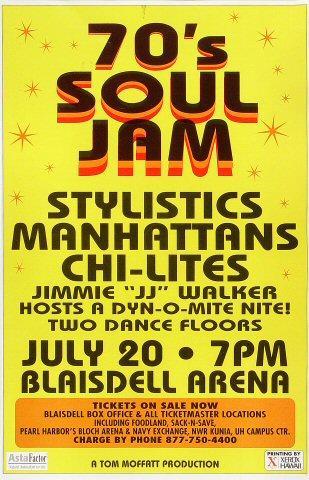 The Stylistics Poster
