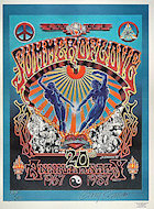 The Summer of Love 20th Anniversary Poster
