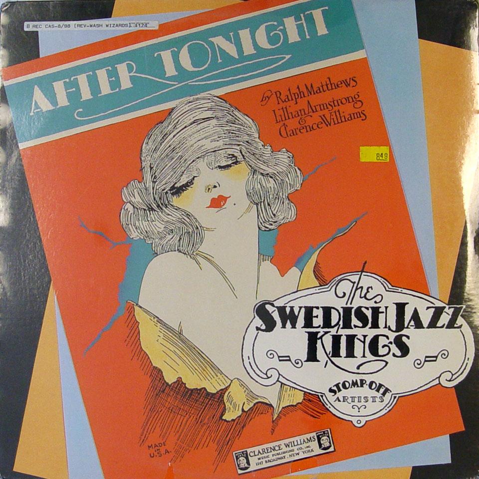 "The Swedish Jazz Kings Vinyl 12"" (New)"