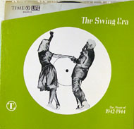 "The Swing Era: The Music Of 1942-1944 Vinyl 12"" (Used)"