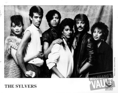 The Sylvers Promo Print