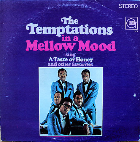 "The Temptations Vinyl 12"" (Used)"