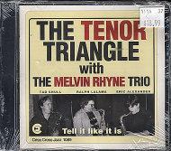 The Tenor Triangle CD
