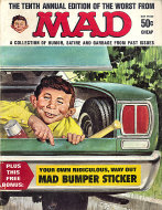 The Tenth Annual Edition Of The Worst From Mad Magazine