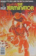 The Terminator Comic Book