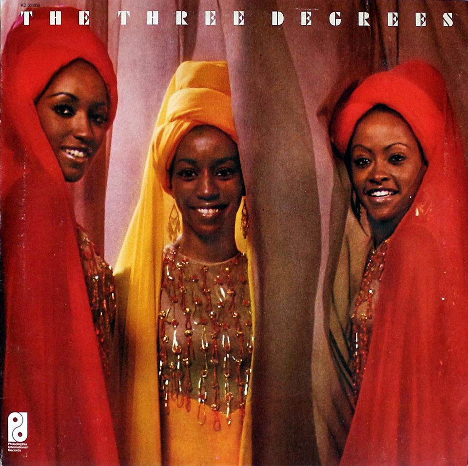 "The Three Degrees Vinyl 12"" (New)"