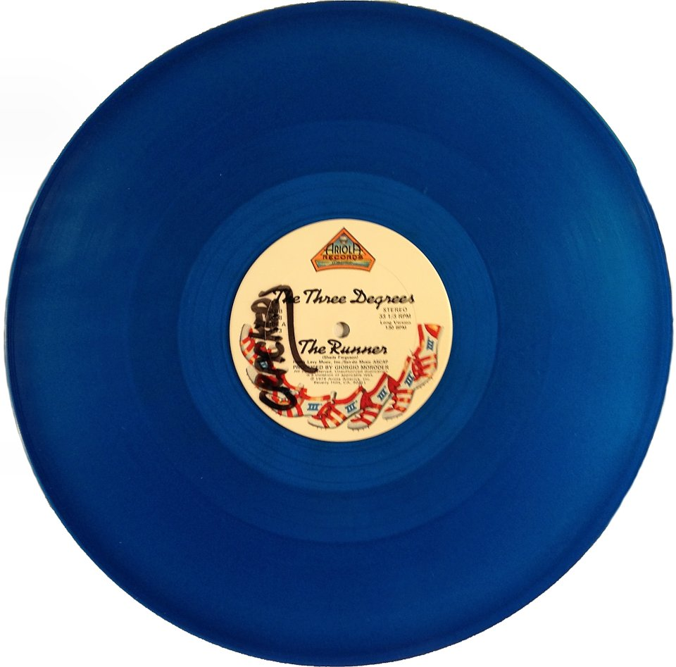 "The Three Degrees Vinyl 12"" (Used)"