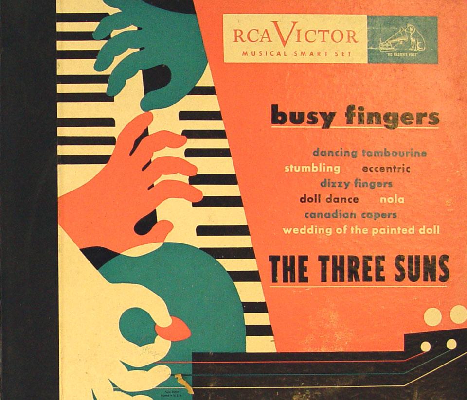 The Three Suns 78