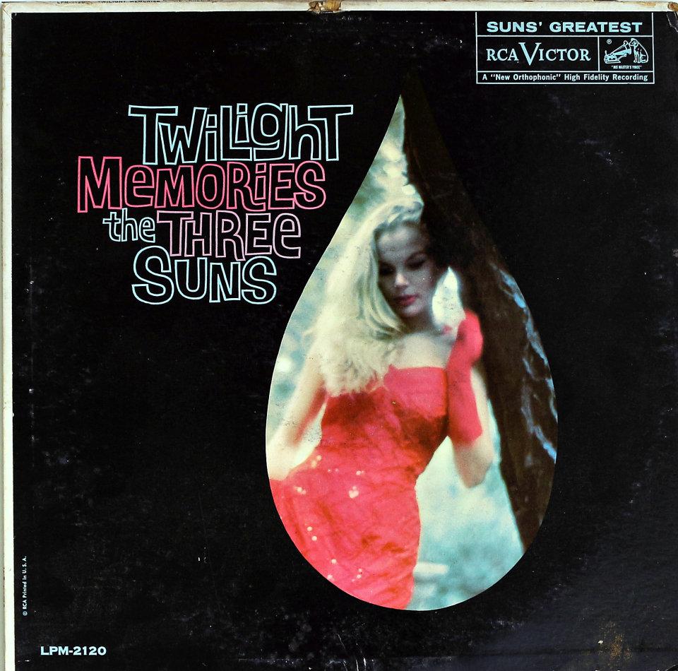 """The Three Suns Vinyl 12"""" (Used)"""