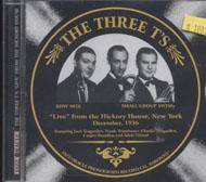 The Three T's CD