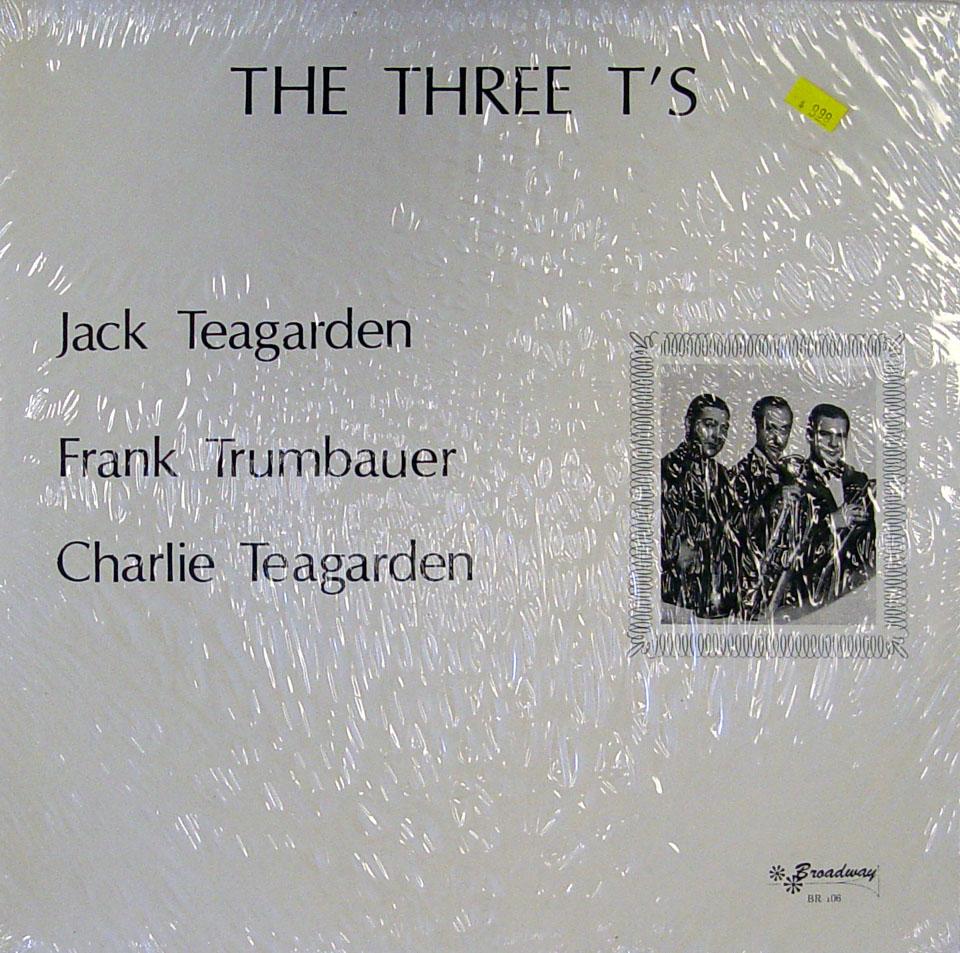 "The Three T'S Vinyl 12"" (New)"