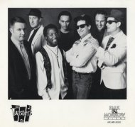 The Toasters Promo Print