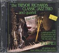 The Trevor Richards Classic Jazz Trio and Quartet CD