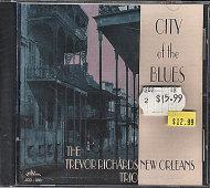The Trevor Richards New Orleans Trio CD