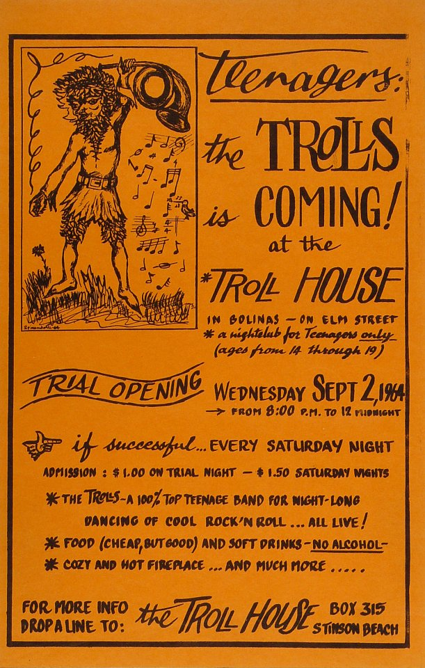 The Trolls Poster