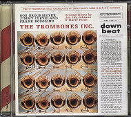 The Trombones Inc. CD
