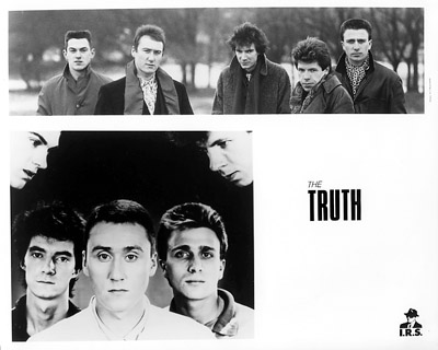 The Truth Promo Print
