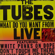 "The Tubes Vinyl 12"" (Used)"