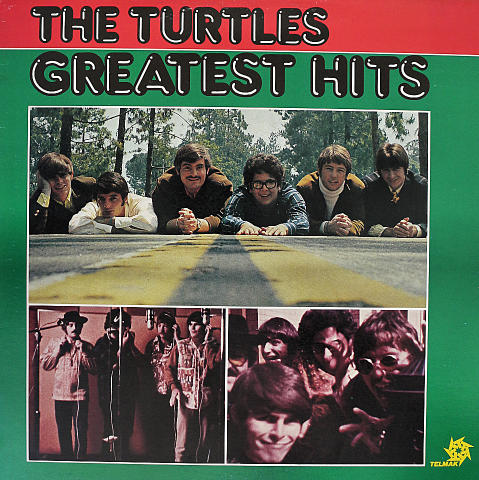 "The Turtles Vinyl 12"" (Used)"